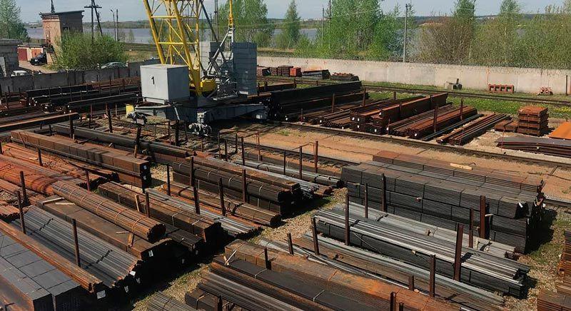 металлобаза Стройтехцентр - металлопрокат  Пермь
